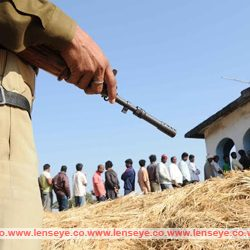 Jharkhand Vidhansabha Election – Phase 02 : Polling in tight Security.