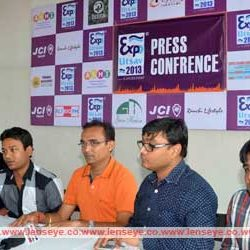 Press Conference By JCI for Expo Utsav-2013.