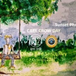 Dana Pani will celebrate Care Crow Day Sunset Photo Walk with PJ  Sujan Singh on 7th of October 2017.