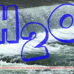 Chemical formula for water is H2O, says lenseyenews.com Online Poll.