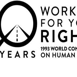 Human Rights Day : 20th Anniversary Celebration.