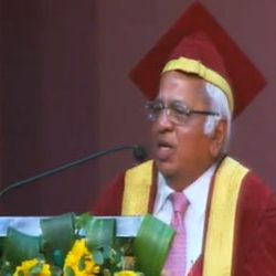 Second Convocation of Indian Institute of Management [ IIM ], Ranchi.
