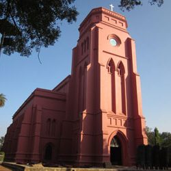 Oldest Church of Ranchi – Christ Church [ 18 Nov 1850 ]