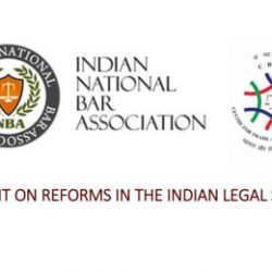 New Delhi :: Bar Leadership Summit on reforms in the Indian Legal Services Sector