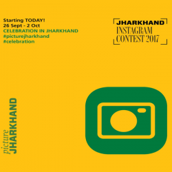 The Jharkhand Instagram Contest Starts :: Open till 2nd of October 2017.