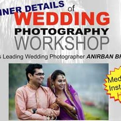 Workshop on Wedding Photography on 29th of September 2013 in Ranchi.
