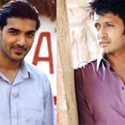 Happy Birthday : John Abraham & Riteish Deshmukh [ 17 Dec ]