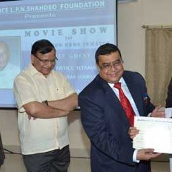 Justice Shahdeo Foundation Programme