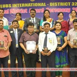 47th Annual District Award Ceremony 2013 of Lions Club International – District 322a.