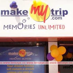 Make my trip.com Retail Store in Ranchi.