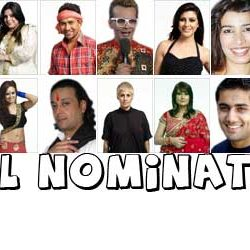 All the fourteen  contestents of Bigg Boss season 6 are nominated in 9th week.