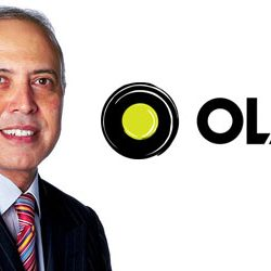 Former Vodafone CEO, Arun Sarin joined Ola as an independent director