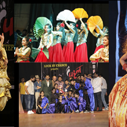 """""""Pehal"""" A Dancing, Singing & Fashion Show dedicated to children by LUCK BY CHANCE Team"""