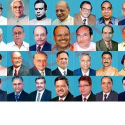 Past Presidents of Federation of Jharkhand Chamber of Commerce & Industries [ FJCCI ]