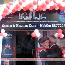 Inauguration of Speech & Hearing Care Clinic.