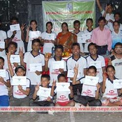 Closing of Summer Coaching Camp by Jharkhand Badminton Academy