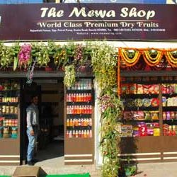 Inauguration of The Mewa Shop in Ranchi.