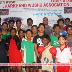 Wshu Training Camp For The State Sub Junior Team