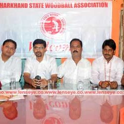 Annual Meeting of Jharkhand State Wood Ball Association.