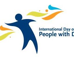International Day of People with Disability ( 3rd of December )