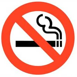 World No Tobacco Day : 31st of  May.