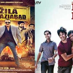 Friday Box Office : Zila Ghaziabad & Kai Po Che! [ 22 Feb 13 ]