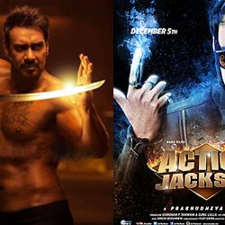 Friday Box Office : Action Jackson [ 5th of December 2014 ]