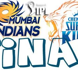 Chennai Super Kings & Mumbai Indians in Final of IPL – 6.