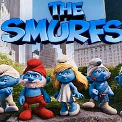 In Cinemas : The Smurfs [ 02 August 2013 ]