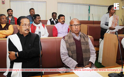 Jharkhand : Fourth Assembly :: First Session.