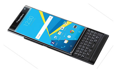Priv :: BlackBerry launches first Android smartphone in India