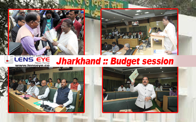 Jharkhand :: Budget Session