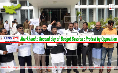 Budget Session :: Opposition