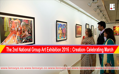 The 2nd National Group Art Exhibition 2016 :: Creation- Celebrating March