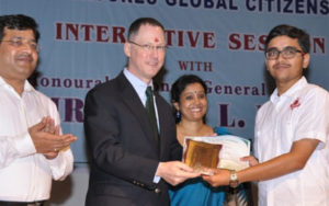DPS Ranchi ties up with the US Consulate