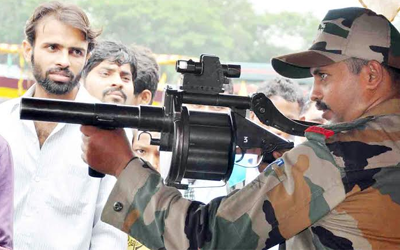 Know Your Army Mela