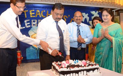 Teachers Day Celebrated at Oxford Public School