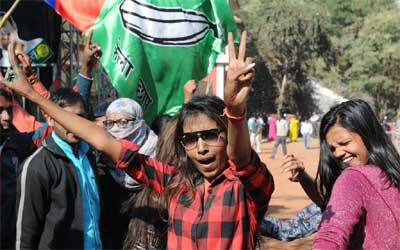 Ranchi University Students Union Elections :: The Result