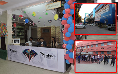 Diamond Jubilee Festivities of XISS, Ranchi from 14th to 18th  of Feb,2017