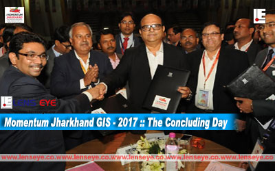 Momentum Jharkhand GIS - 2017 ::The Concluding Day