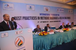 International Workshop on Best Practices in Methane Drainage and Use in Coal Mines