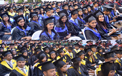 XISS, Ranchi :: The 56th Convocation Ceremony of Batch 2015-17