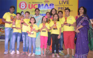 The 8th All Jharkhand UCMAS ABACUS