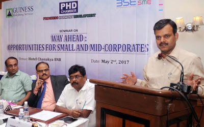 A Seminar on Way Ahead Opportunities for Small and Mid-Corporate