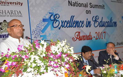 National Summit on Excellence in  Education Awards - 2017