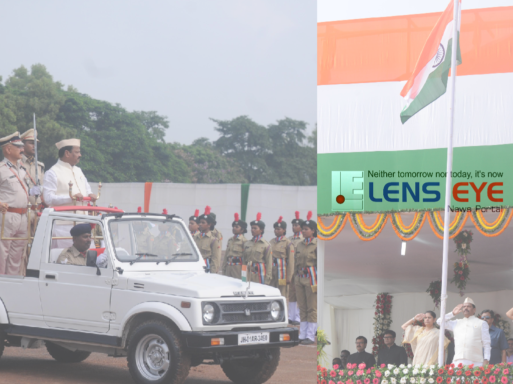 70th Independece Day celebrations
