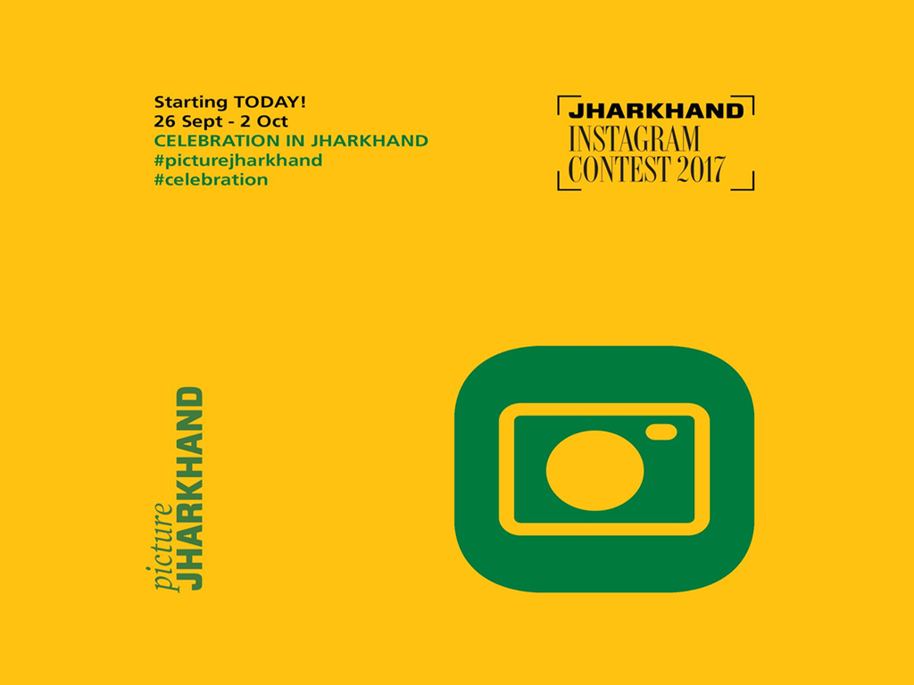 The Jharkhand Instagram Contest starts