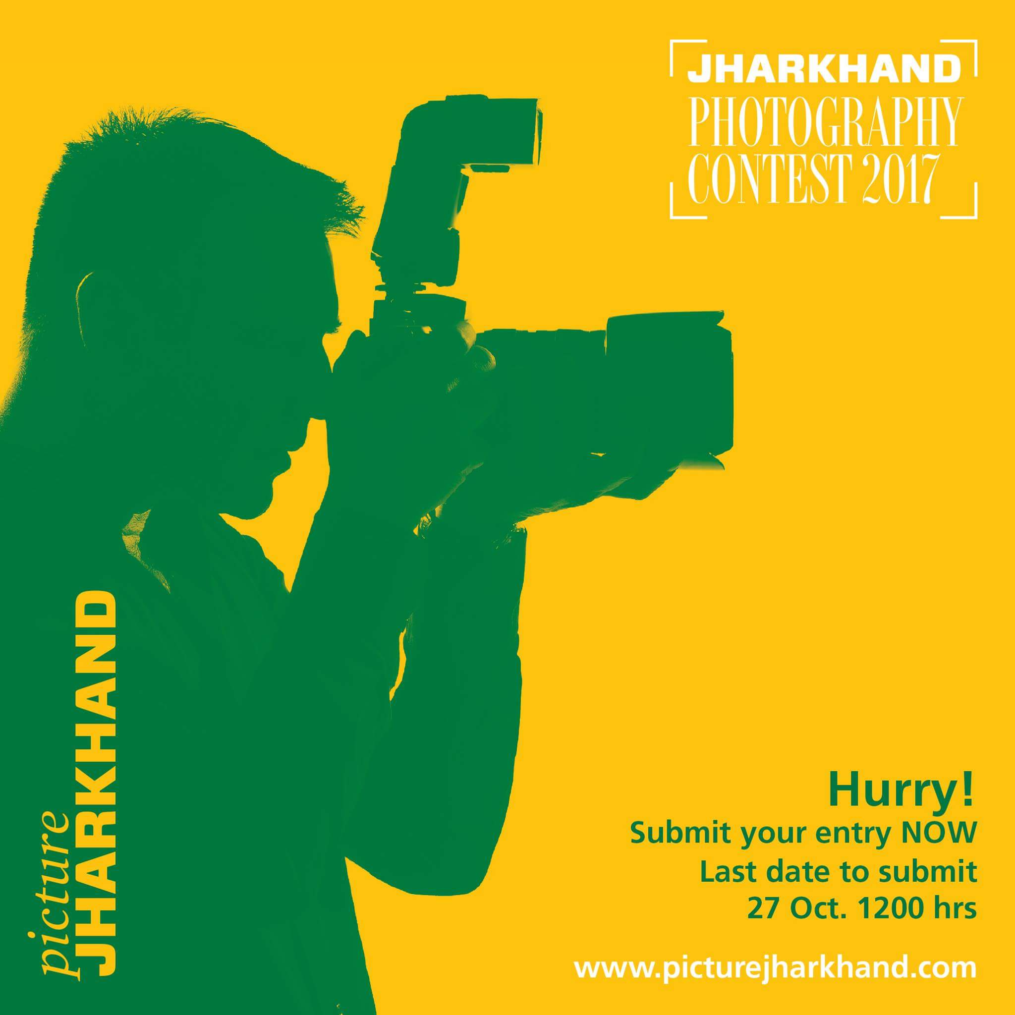 Picture Jharkhand contest :: Deadline for submission extended to 27 oct : Grand Prize announced