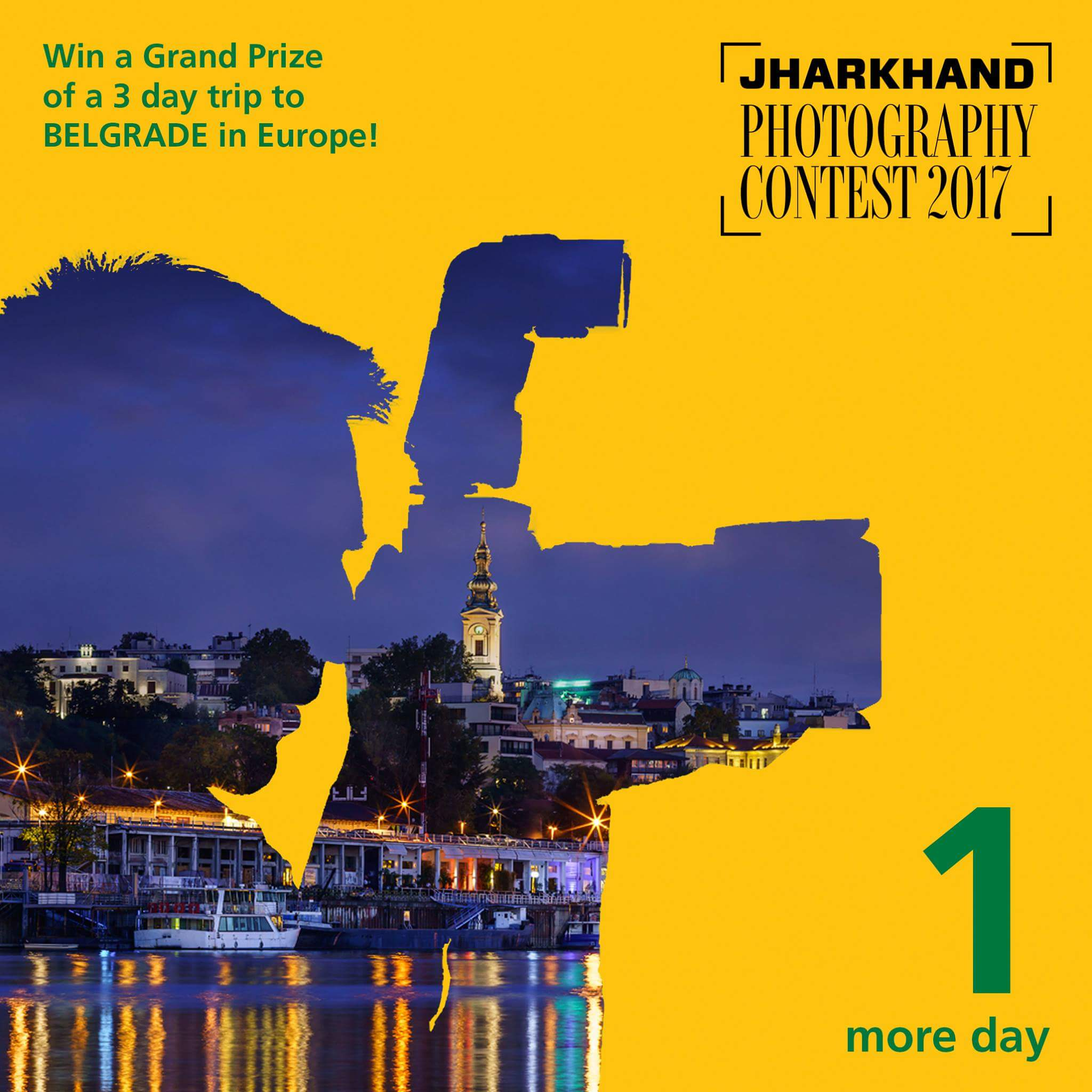 Picture Jharkhand Photography Contest 2017 : One day left.