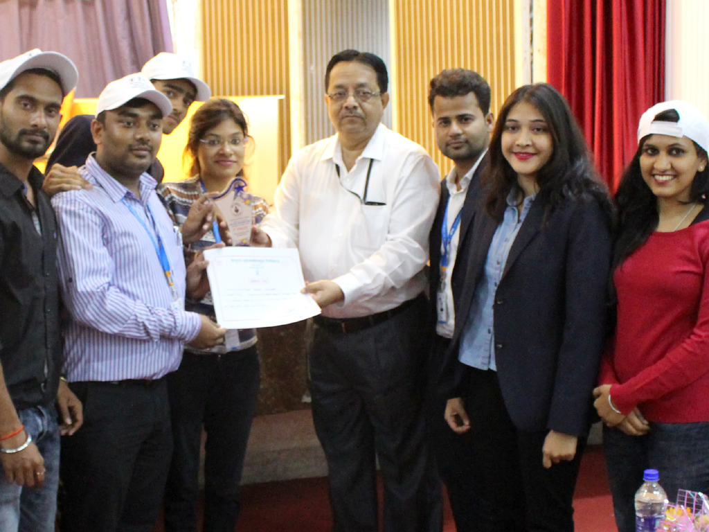 The Vigilance Awareness Week concluded with several competitions